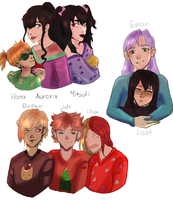 Holiday Requests! by AmeliaGrayson
