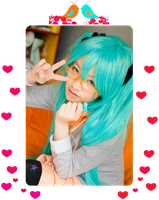 COSPLAY PV Vocaloid - Allow me to be fluffy ! by TrustOurWorldNow