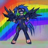 Rainbow philosophy. Part III by Do-omed-Moon