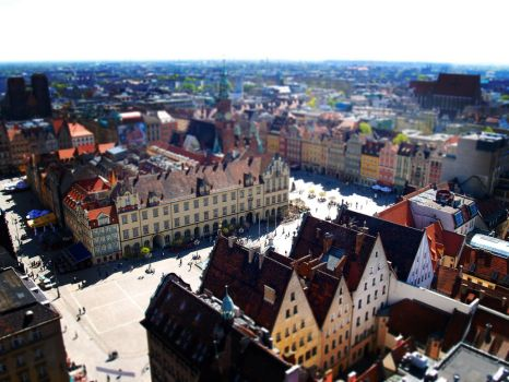 Toys Around The World by nadinedavid