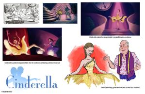 CINDERELLA - A Visual Development Project (2) by DylanBonner