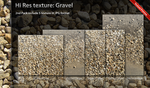 Texture Gravel Pack 02 by ncrow