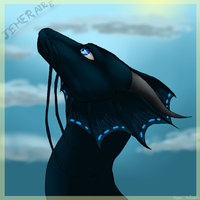 Temeraire headshot by GroxikavonDarkside