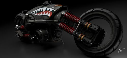 Arion Bike ARX-17 by rOEN911