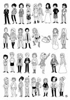 Doctor who - Companions ! by Grandkhan