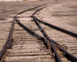 Train Tracks by COphotog