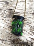 Oil Diffuser Necklace by Anaid89