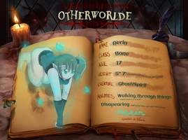 Aerin - Otherworlde Application by Poke-Chann