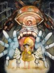 Little Nightmares by luo-chan