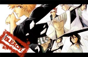 BLEACH by hakumo