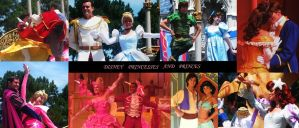 Princesses and Princes by AlexisLynch