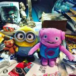 Oh and Bob (Minions/Home) by suburbantimewaster