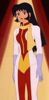 Cutey Honey 1973 - Hurricane Honey by Honey-Kisaragi1973
