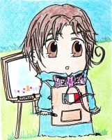 Chibi Italy Painting by Timeless4Life