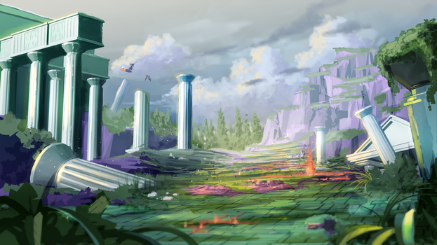 Marble zone by yezzzsir
