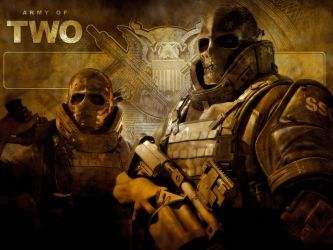 Army of Two by korge