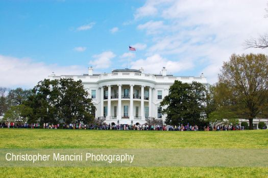 The White House by DJBIG
