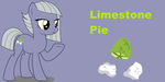 Limestone Pie with Cutie Mark by Enderpony626