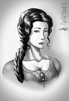 Princess Margit by MALPart