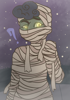 Mummy by gigglingmouse