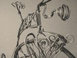 bicycle detail 1 by anatolto