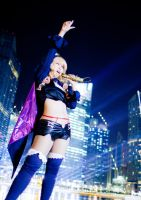 Sheryl Nome: The Stage by zerartul