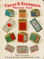 Victorian Advertising - From The Kingdom of Tea by Yesterdays-Paper