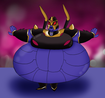 One 900 Lb. Sumo Decepticon... by ToferTheAkita