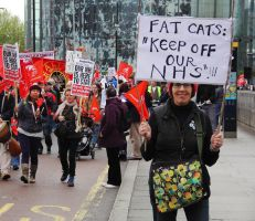 May 18th 2013 - Save the NHS: 34 by LouHartphotography