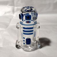 R2D2 Pipe by LeoGlass