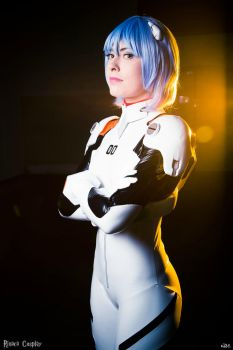 Rei Ayanami by Rinaca-Cosplay
