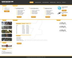 Hosting Template gameservers by w3nky