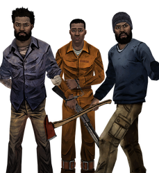 Lee Customs - TWD (XPS) by AKandrov