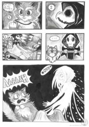 If Death had a Cat - page 3 by IfDeathhadaCat