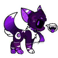 Cat Auction #2 (CLOSED) by MBWAdopts