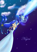 The Power of Nayru by BluChaotic