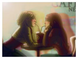 The Faberry Juice by patronustrip