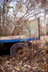 old trailer by StetoCina