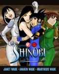 Shinobi Girl Power by martheus