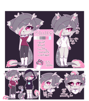 + Millie Ref + by magpaii
