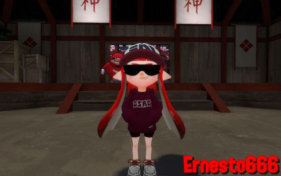 [GMOD]Edgy Inkling by Ernesto666
