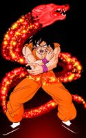 Yamcha completed by Beinkinu