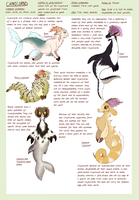 Species: Capricorns by ShikkaTL