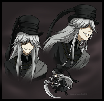 Kuro - Coffin man by Majime