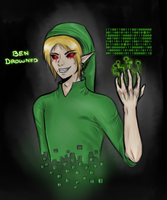 Ben Drowned by Kiumii