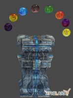 Final Fantasy X - Glyph Sphere Pack by xHolyxLightx