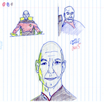 Picard Sketches by AdamTSC