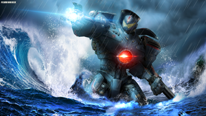 GIPSHY DANGER  fighting against hurricanes by TOA316XDNUI-OFFICIAL