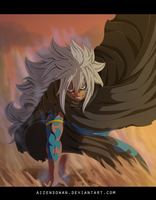 Fairy Tail 523 - Acnologia by AizenSowan