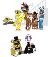The party by Oh-noes-its-a-person